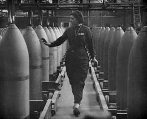 Archive film still © Imperial War Museum.